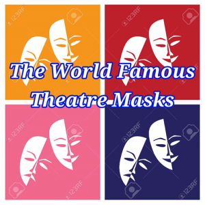 theatre masks w